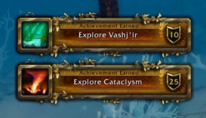 Can't do Loremaster without Explorer right?