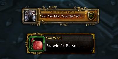 First brawler win