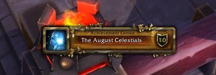 August celestials